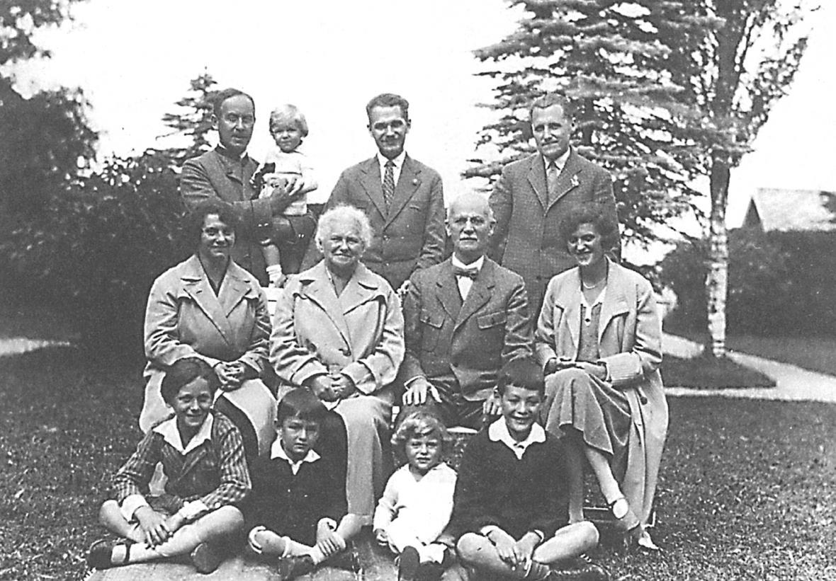Rodina Kolbenů