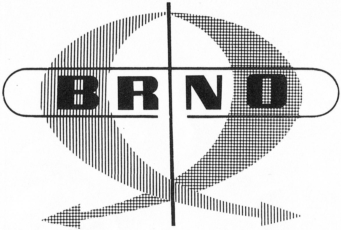 Logo brněnského televizního studia