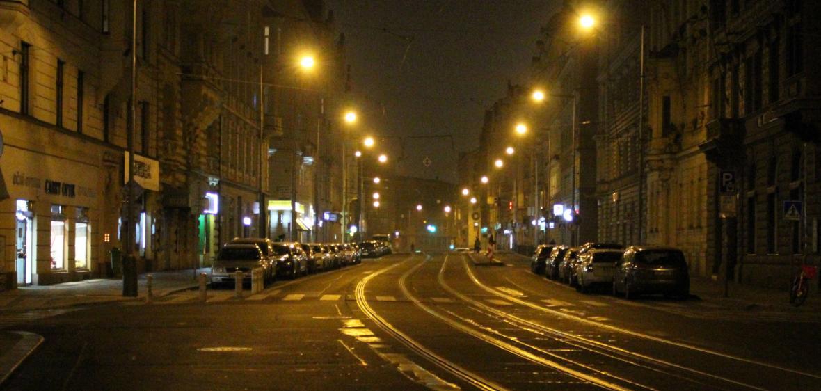 Ulice Dukelských hrdinů v Praze