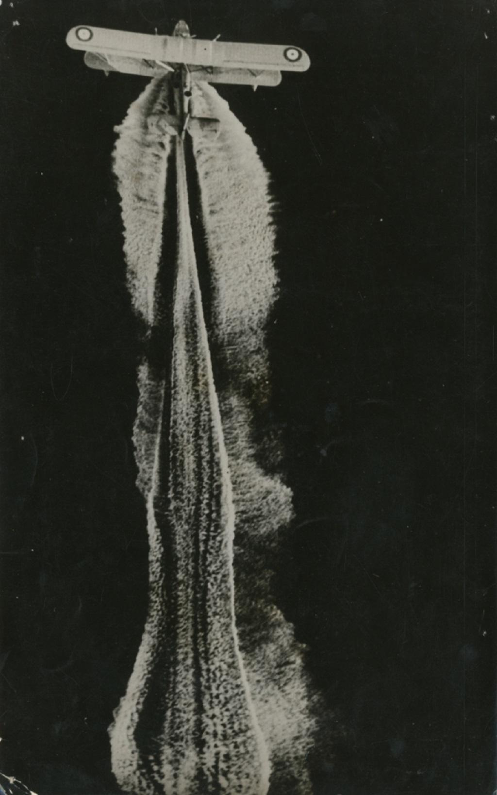 Letadlo od neznámého autora v časopise Ahoj (1930–1949)