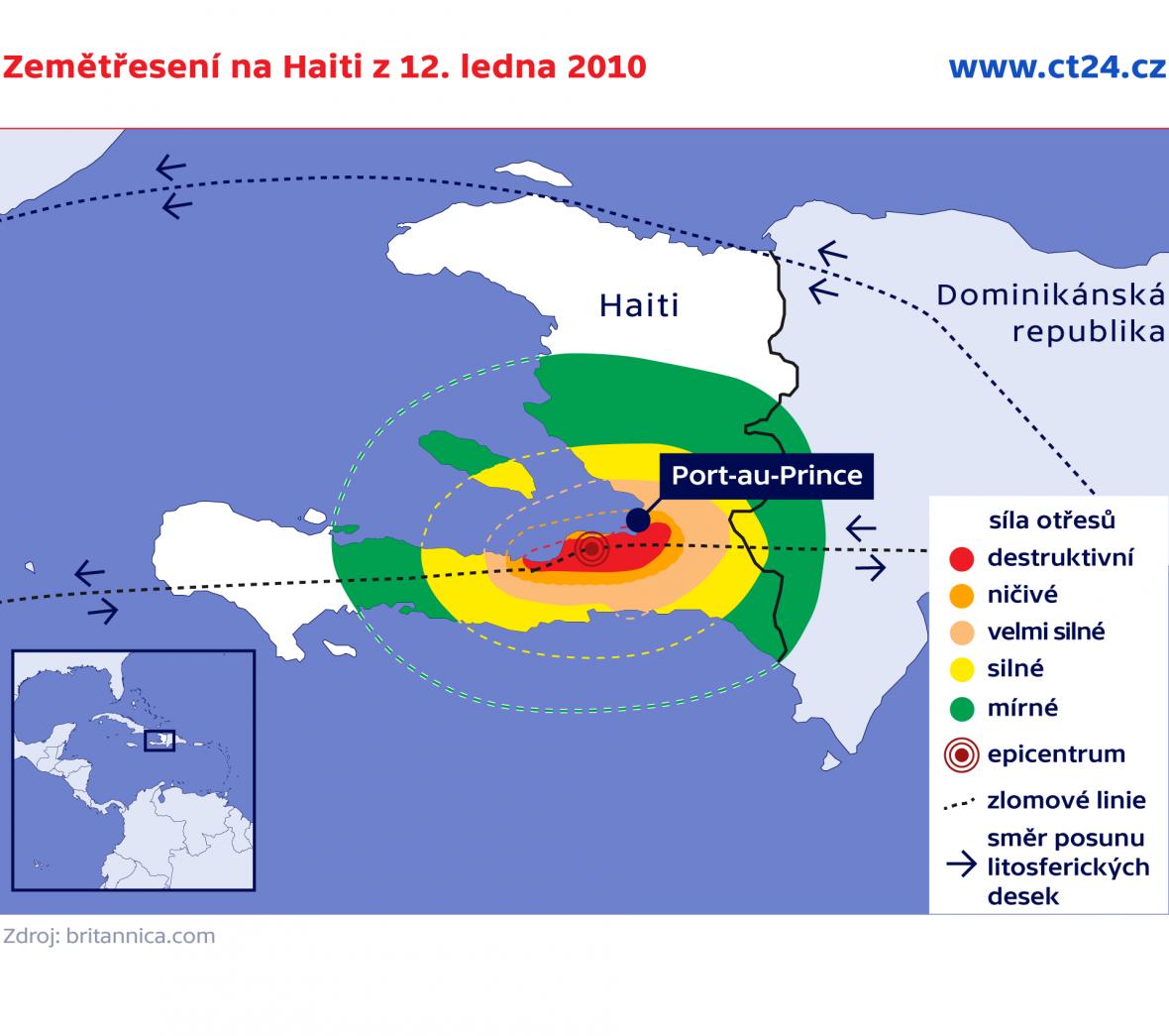 Zemětřesení na Haiti z 12. ledna 2010