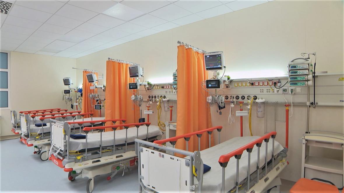 Urgentní příjem má kapacitu až pro sedm pacientů