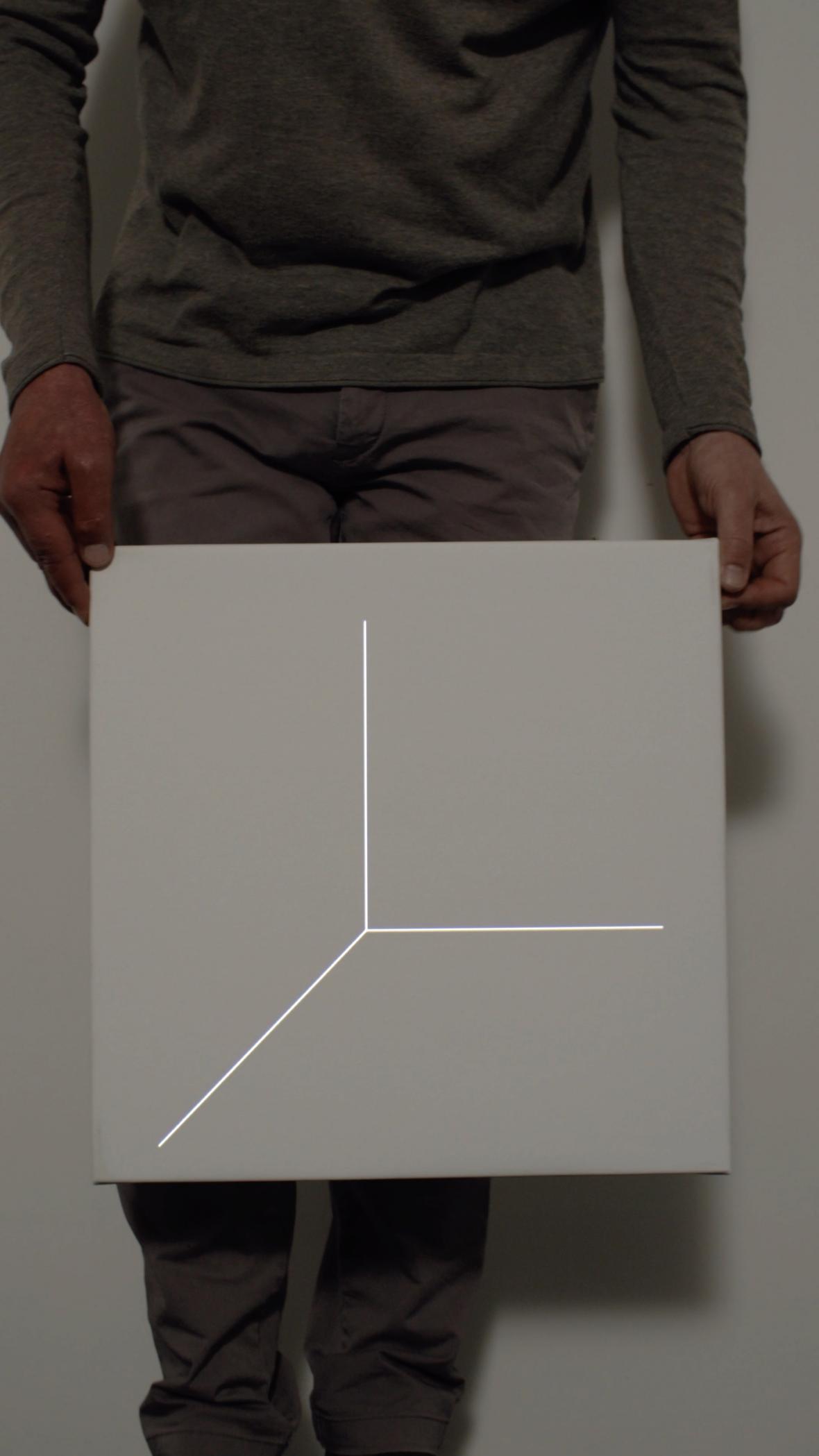 Daniel Hanzlík, Default Setting, 2021, video performance
