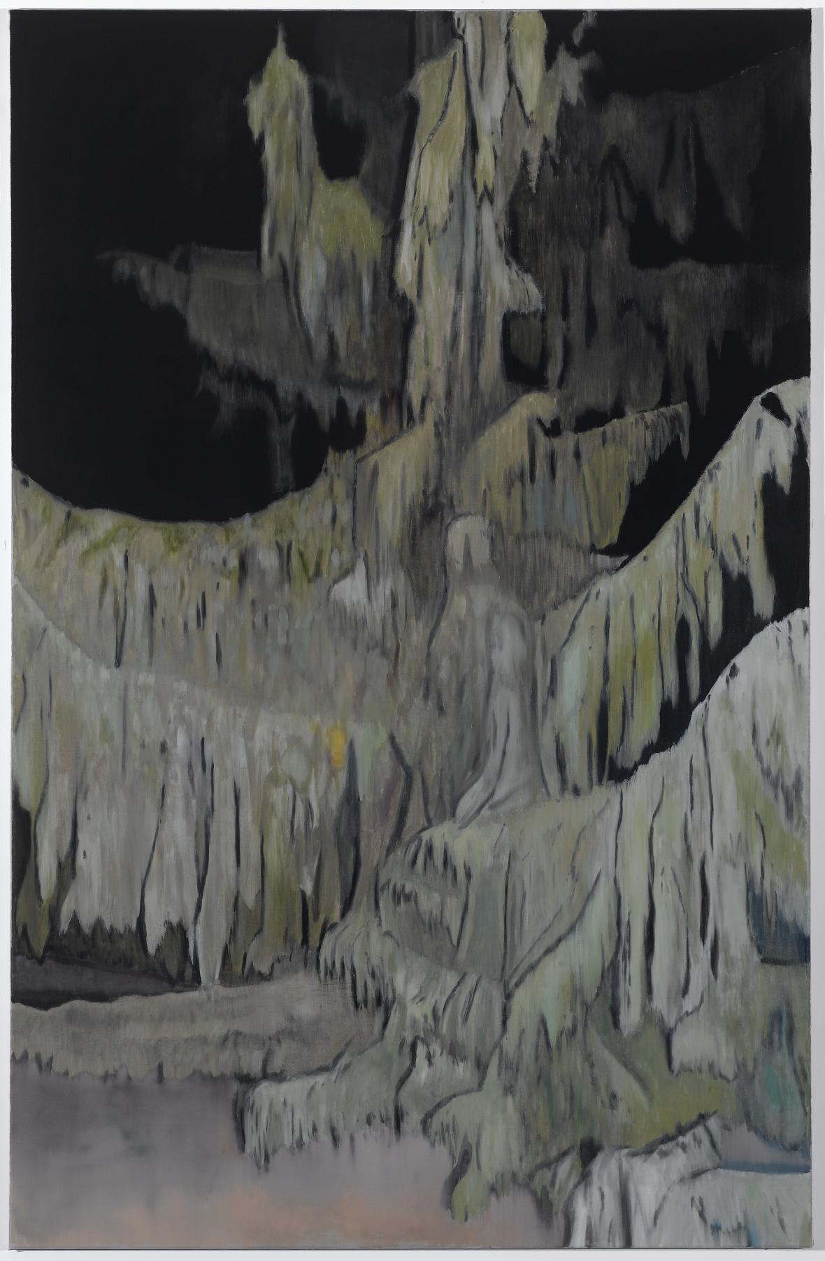 Eberhard Havekost, Host 3, B10, 2010, olej na plátně