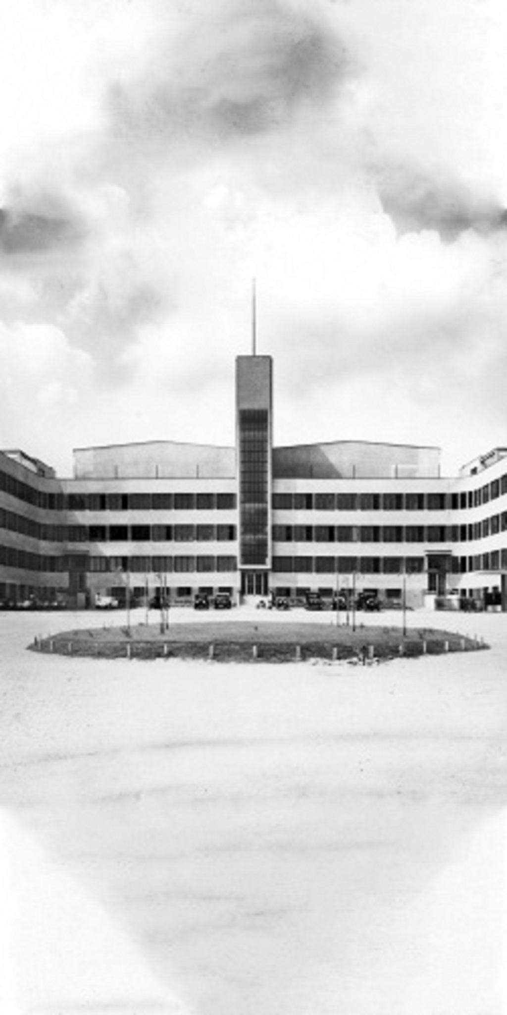 Filmové studio Barrandov (architekt: Max Urban, 1931)