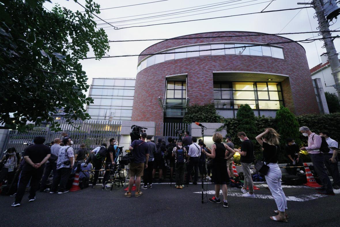 Polská ambasáda v Tokiu