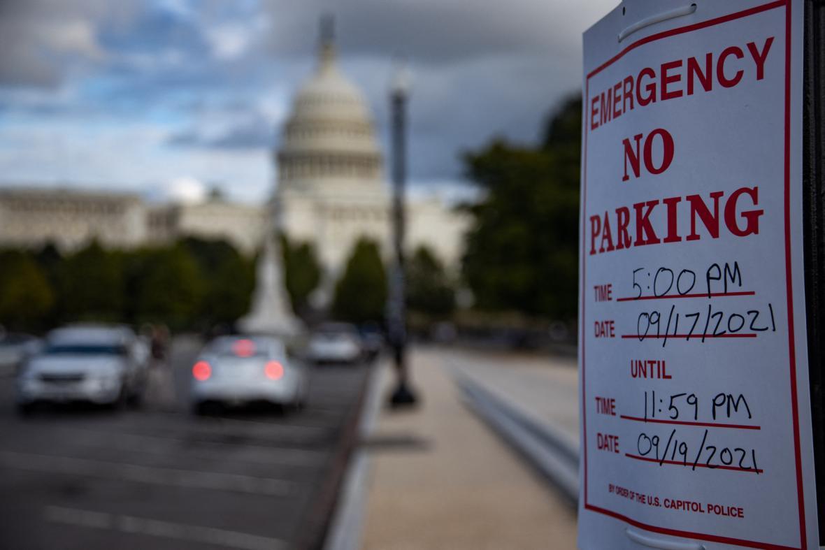Washington se připravuje na demonstraci