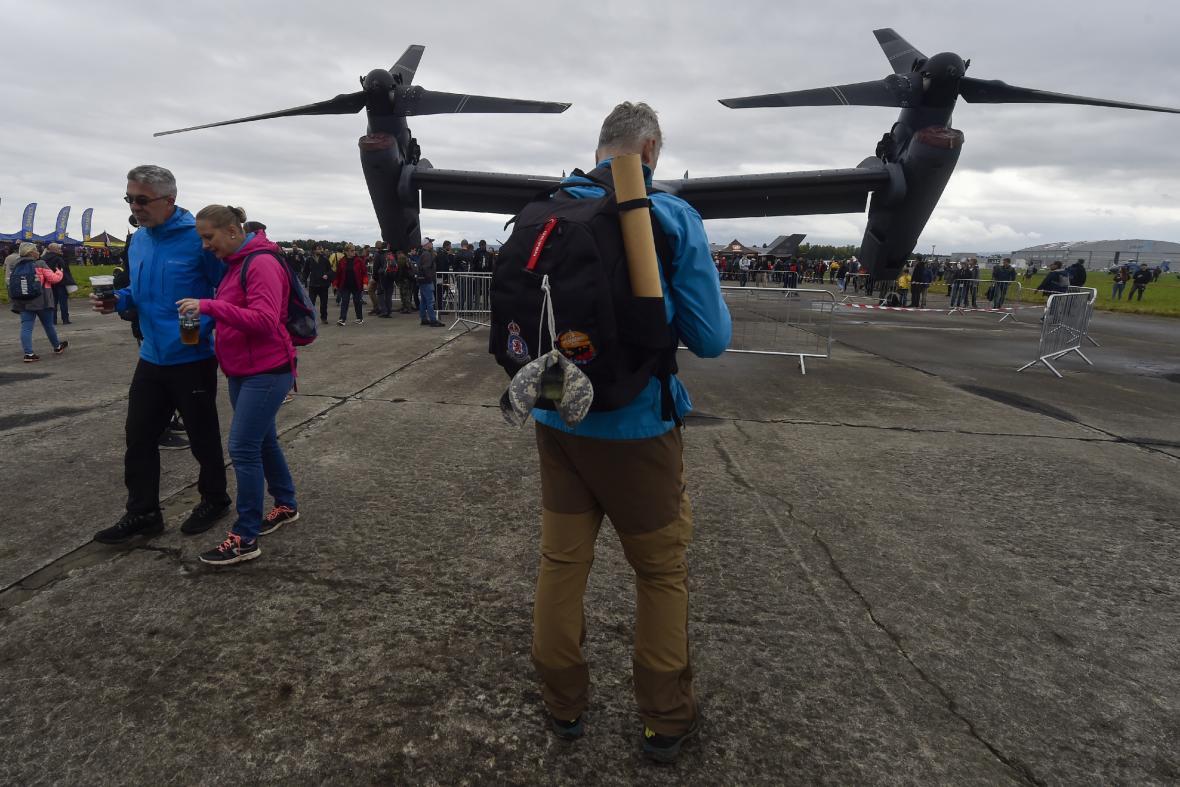 Letoun V-22 Osprey