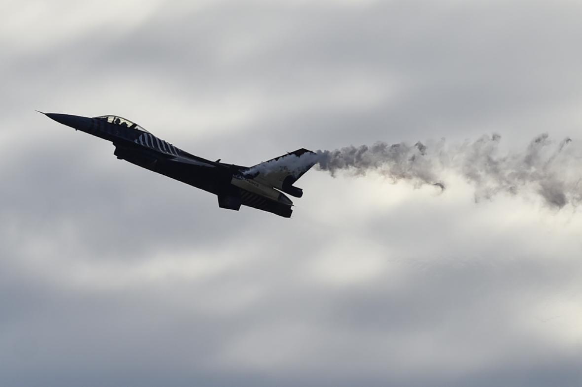 Letoun F-16 Block 40