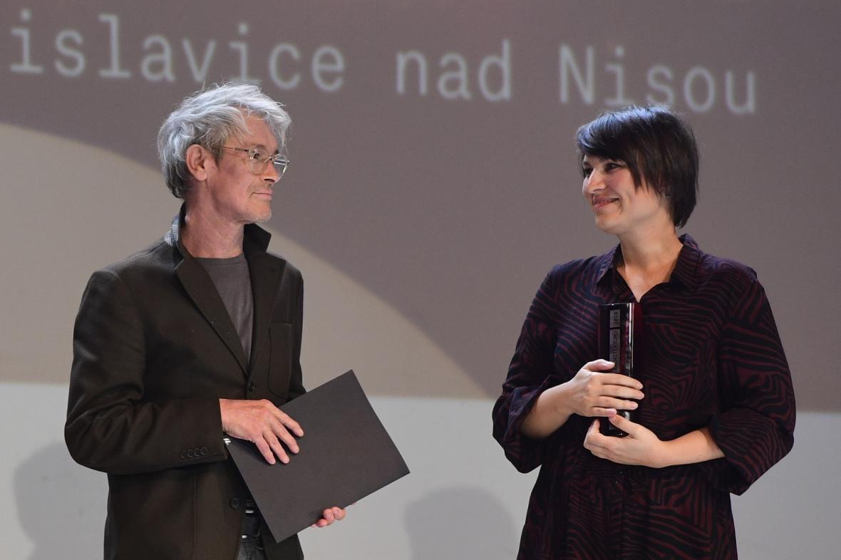 Petr Stolín a Alena Mičeková v roce 2019