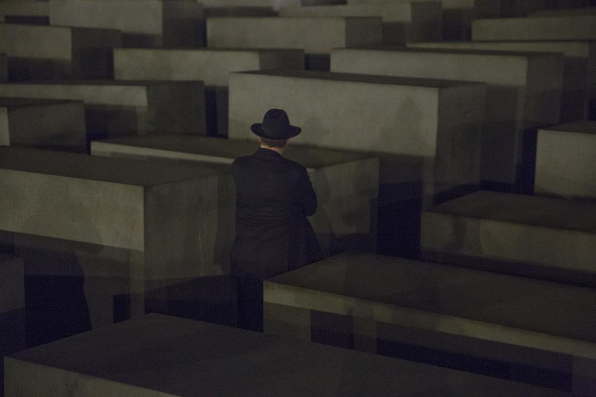 Berlínský památník holocaustu