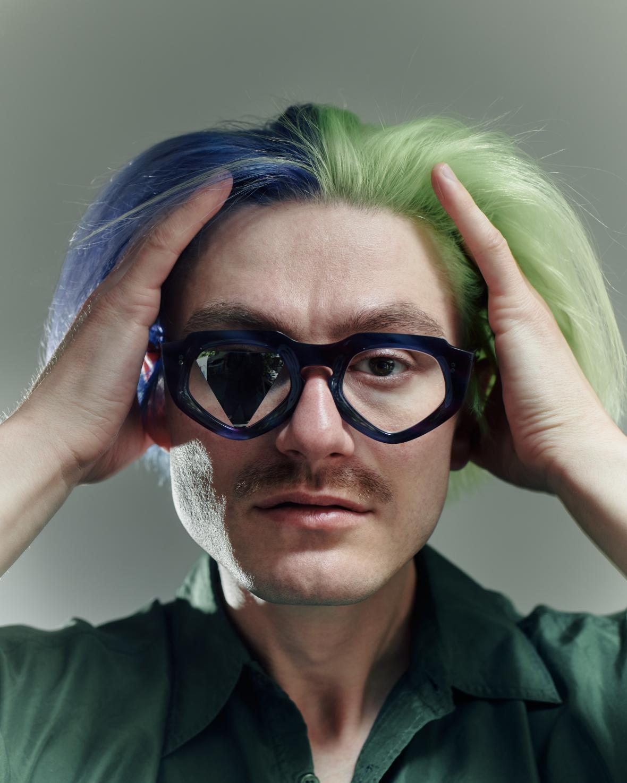 Brýle (Nastassia Aleinikava)