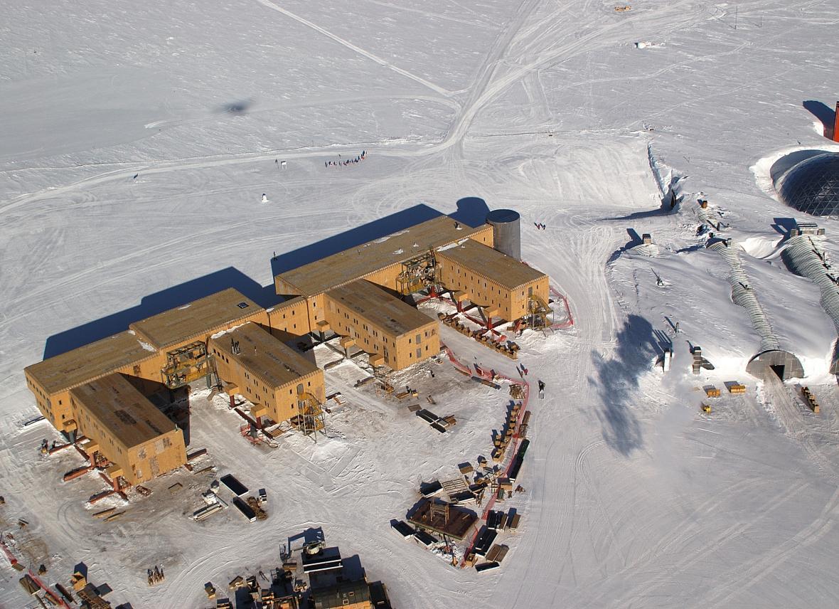Amundsen-Scottova stanice