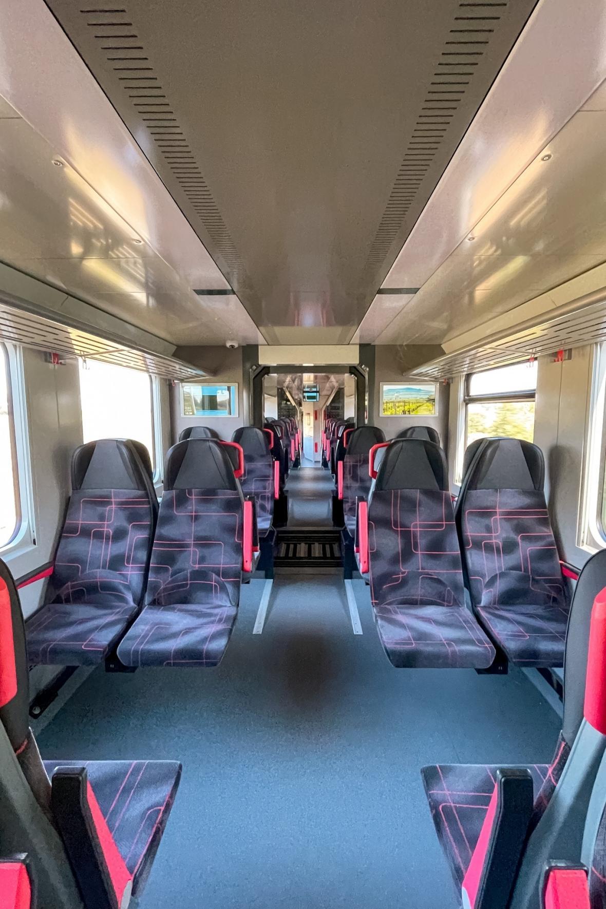 Nový vlak pro Jihomoravský kraj