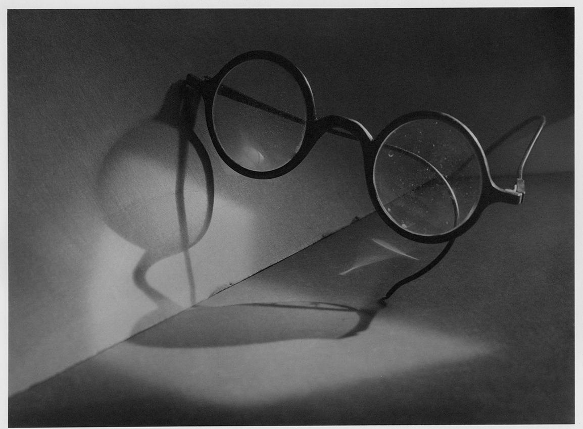 Jaromír Funke / Samota a brýle, 1924