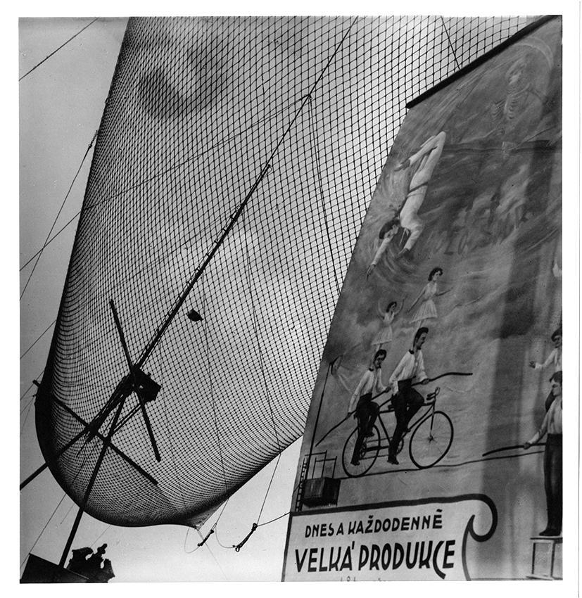 Jaromír Funke / z cyklu Čas trvá, 1930-34