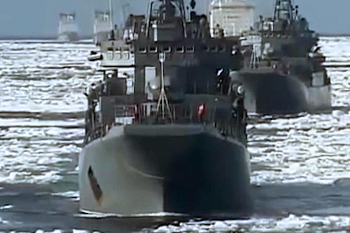 Prioritou Ruska je posílení pozic na severu