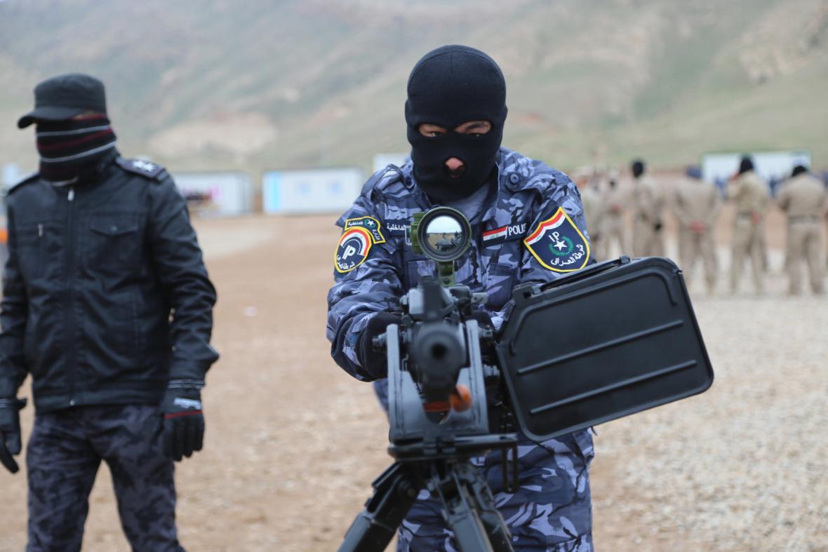 Irácká armáda chce osvobodit Mosul