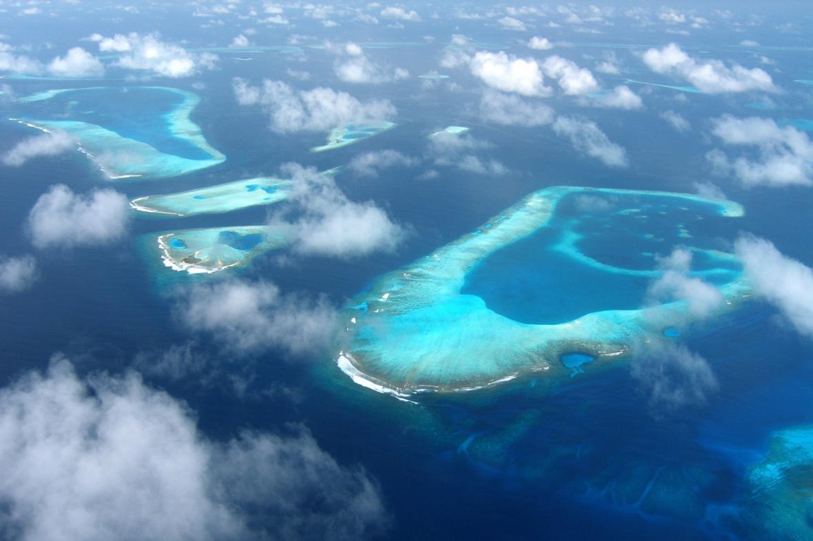 Ostrovy v Tichomoří se obávají klimatických změn