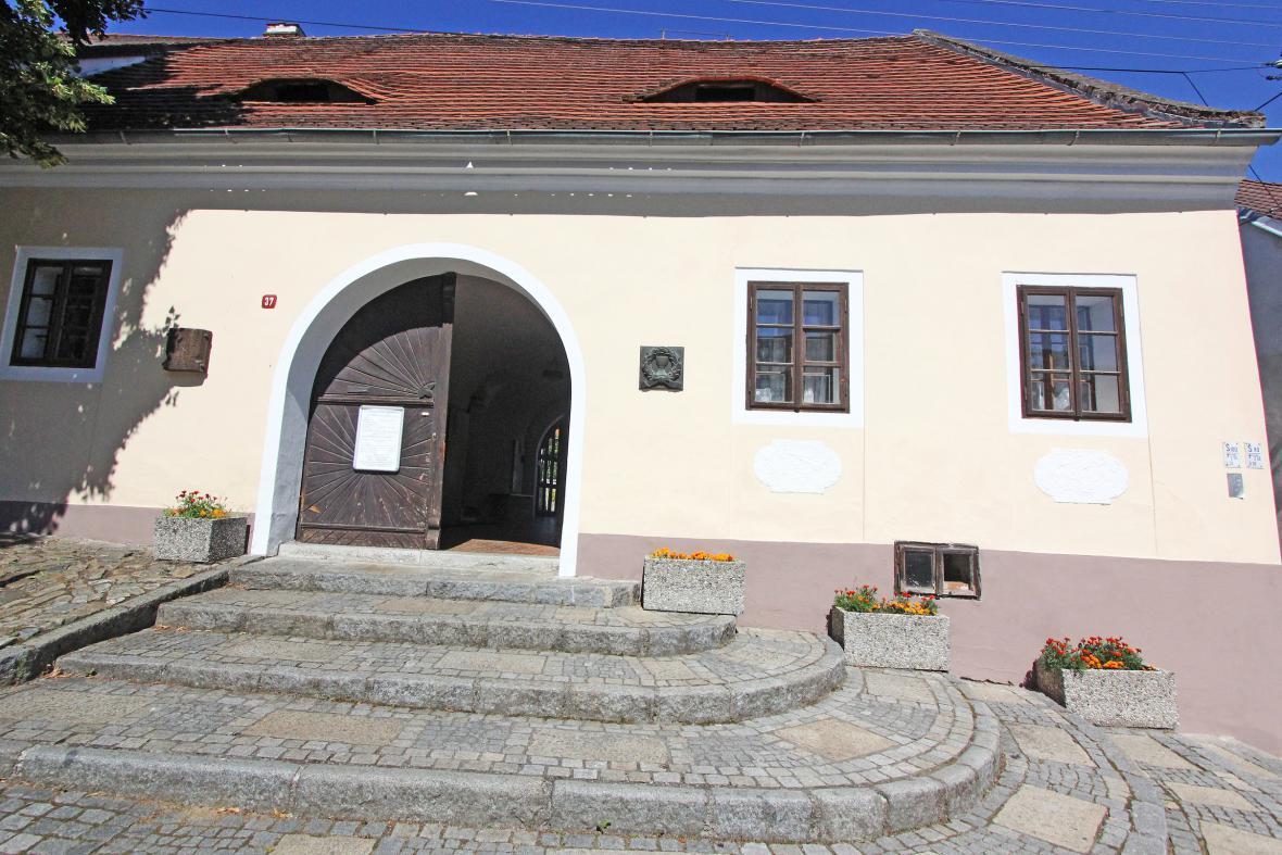 Dům Jana Husa v Husinci