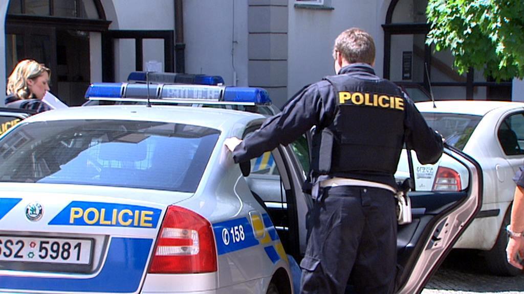 Policejní hlídka