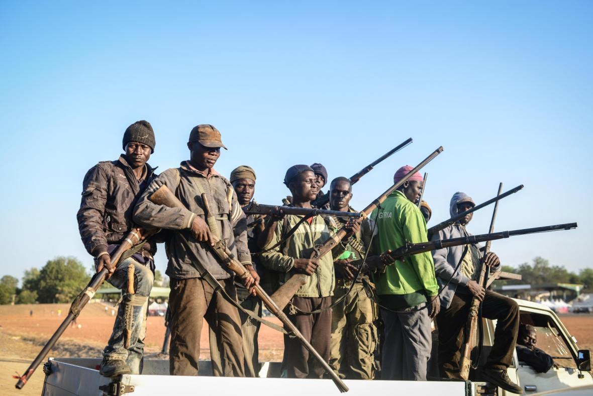 Boj s Boko Haram