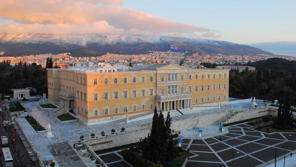 Řecký parlament