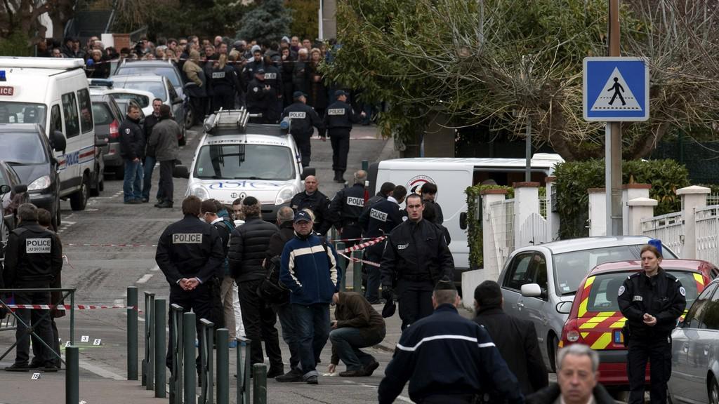 Střelba v Toulouse