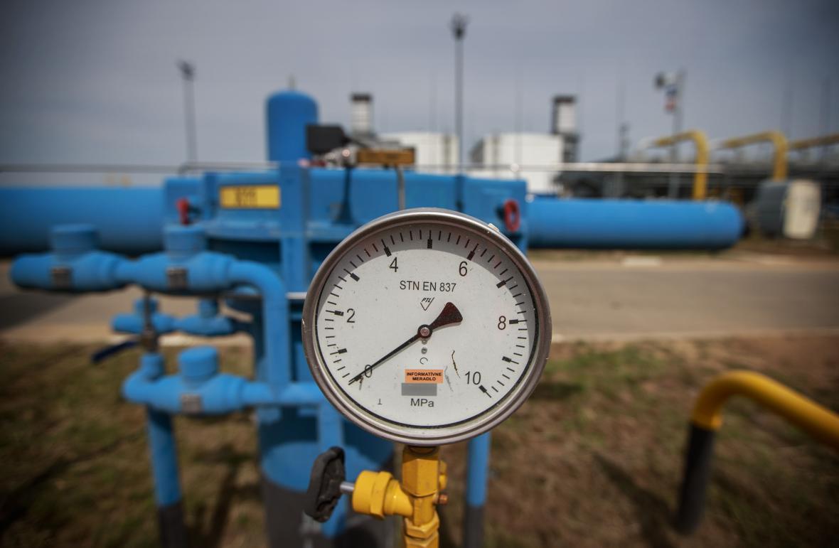 Plynové potrubí
