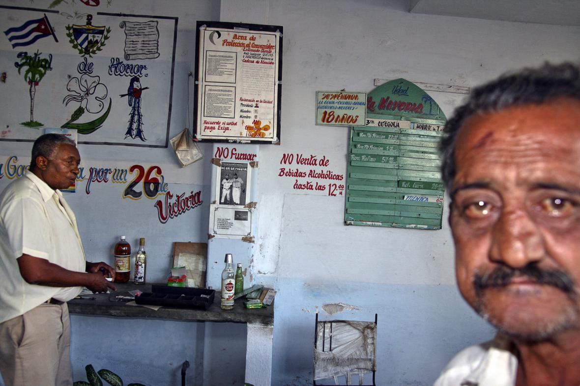 Kubánský bar