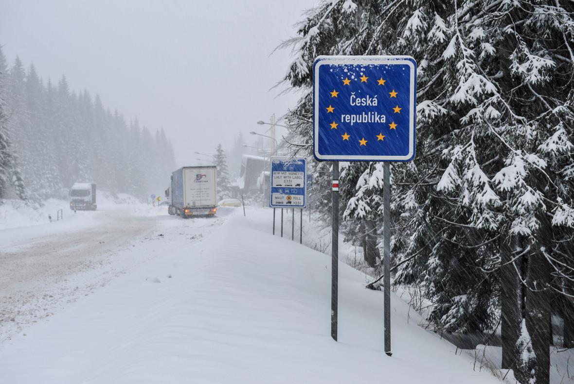 Harrachovský hraniční přechod