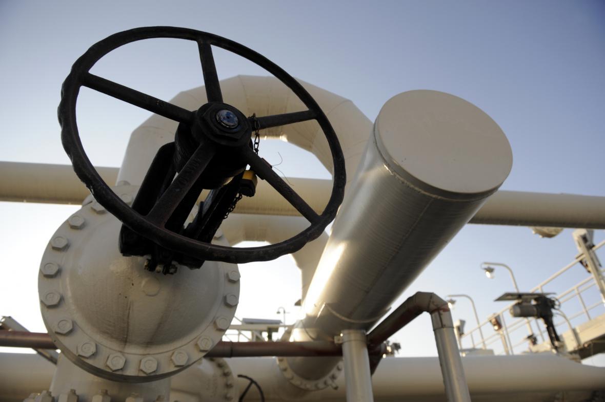 Zásobárna ropy