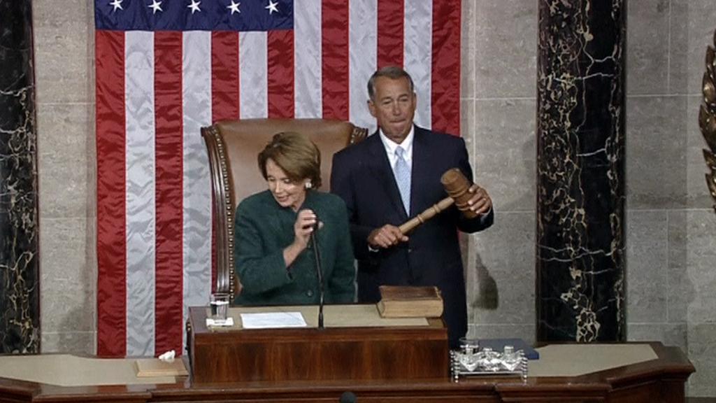 Vedení Kongresu USA