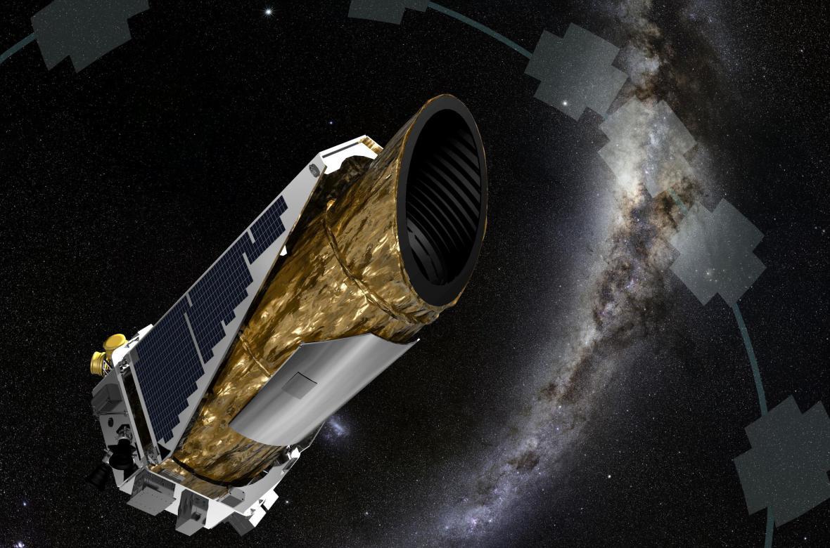 Keplerův dalekohled
