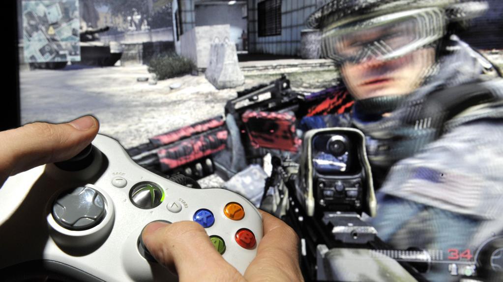 Hraní videoher