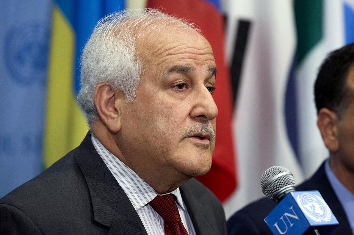 Rijád Mansúr