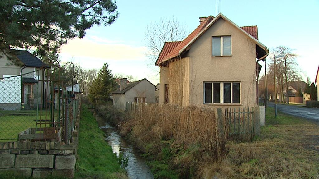 Dům, v němž vyrůstal Jan Palach