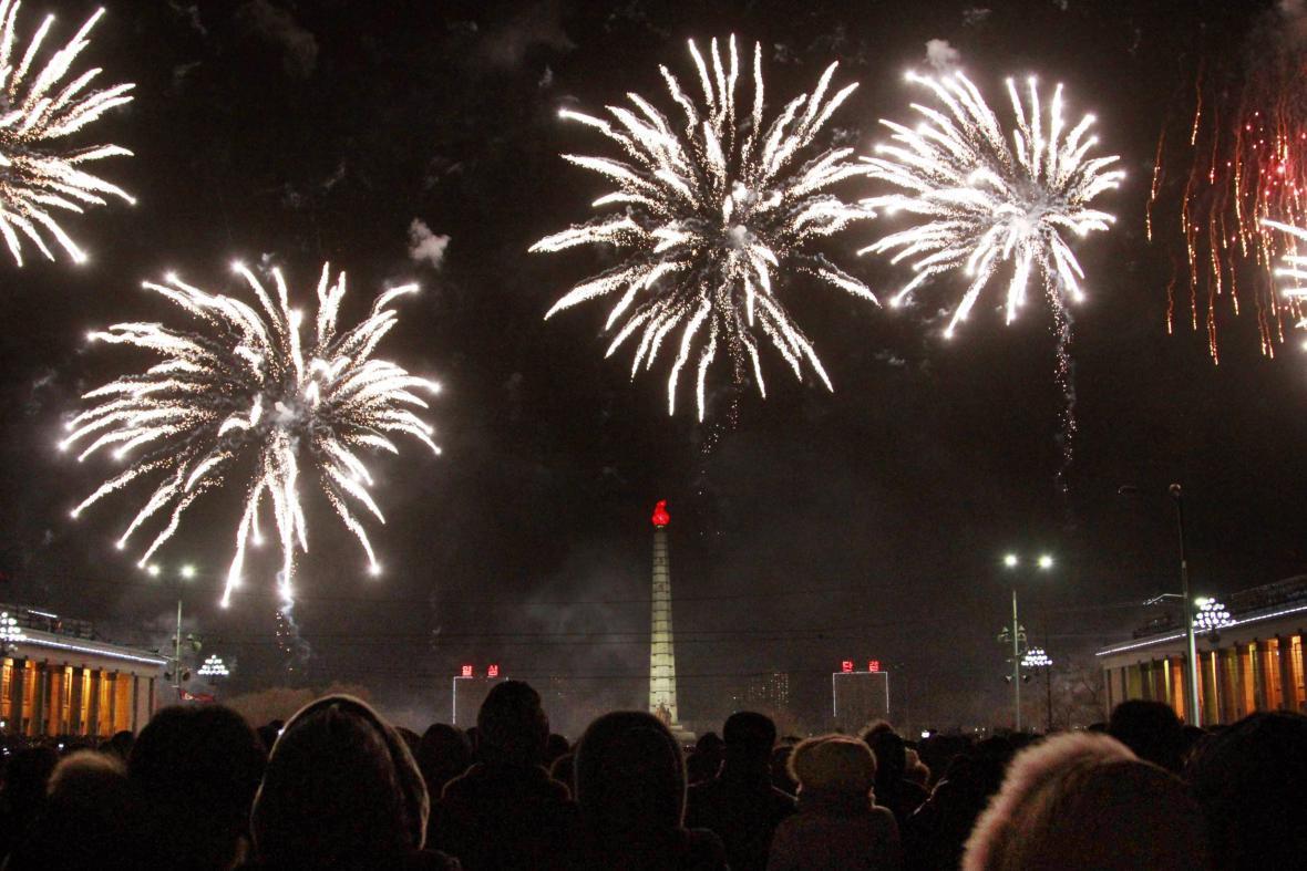 KLDR slaví nový rok