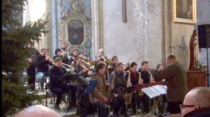 Koncert k poctě Betlémského světla v Kolíně