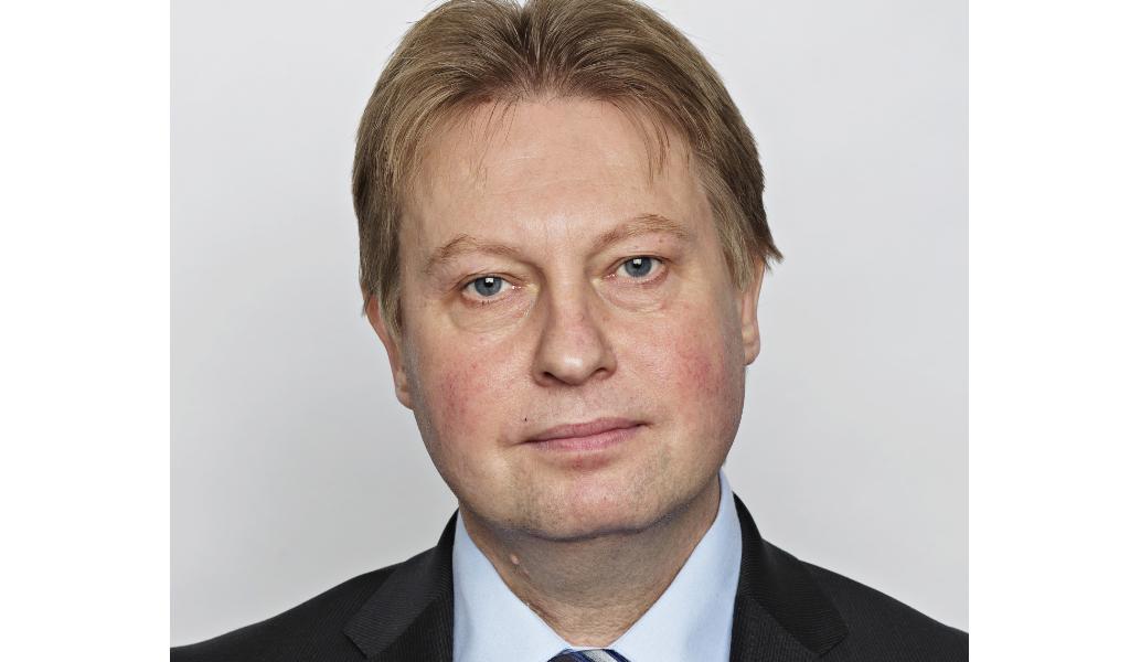 Poslanec za KSČM Jiří Valenta