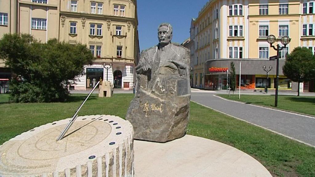 Socha starosty Ulricha