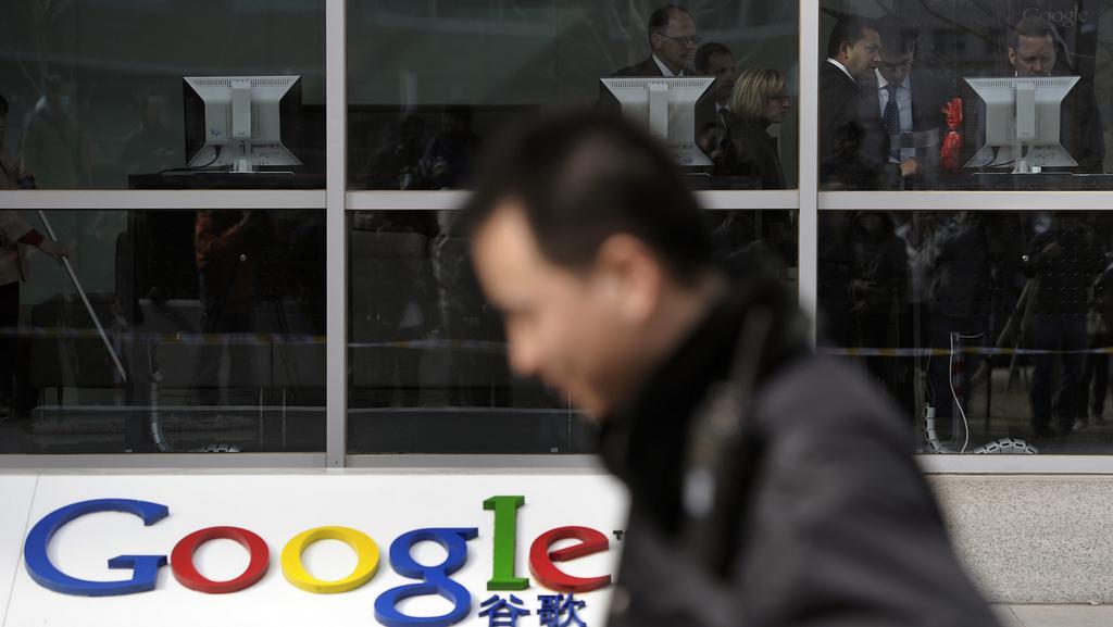 Čínská cenzura zřejmě znovu zasáhla do služeb Googlu