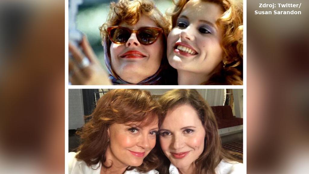 Selfie jako Thelma a Louisa