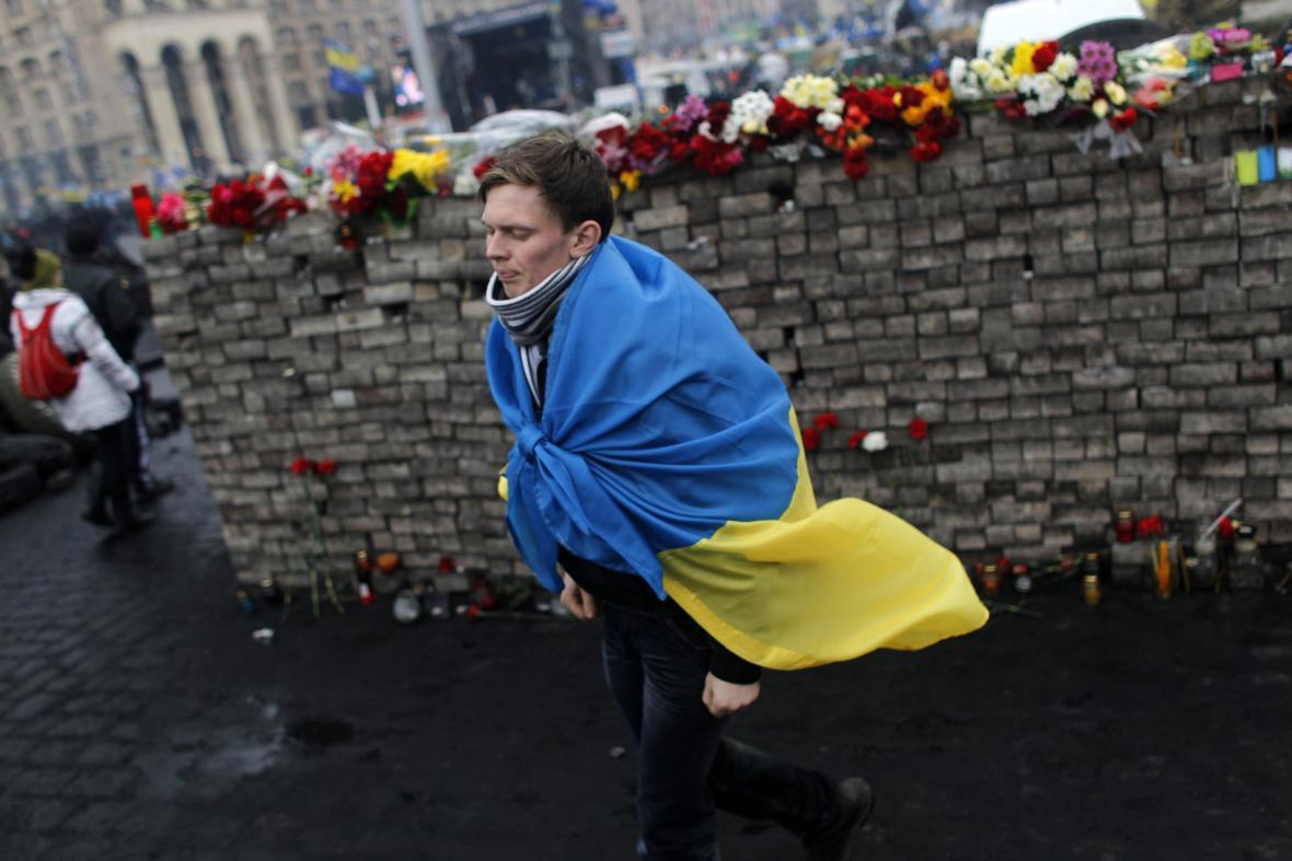 Ukrajinské náměstí Nezávislosti