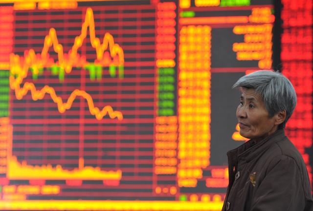 Čínská ekonomika jde vzhůru
