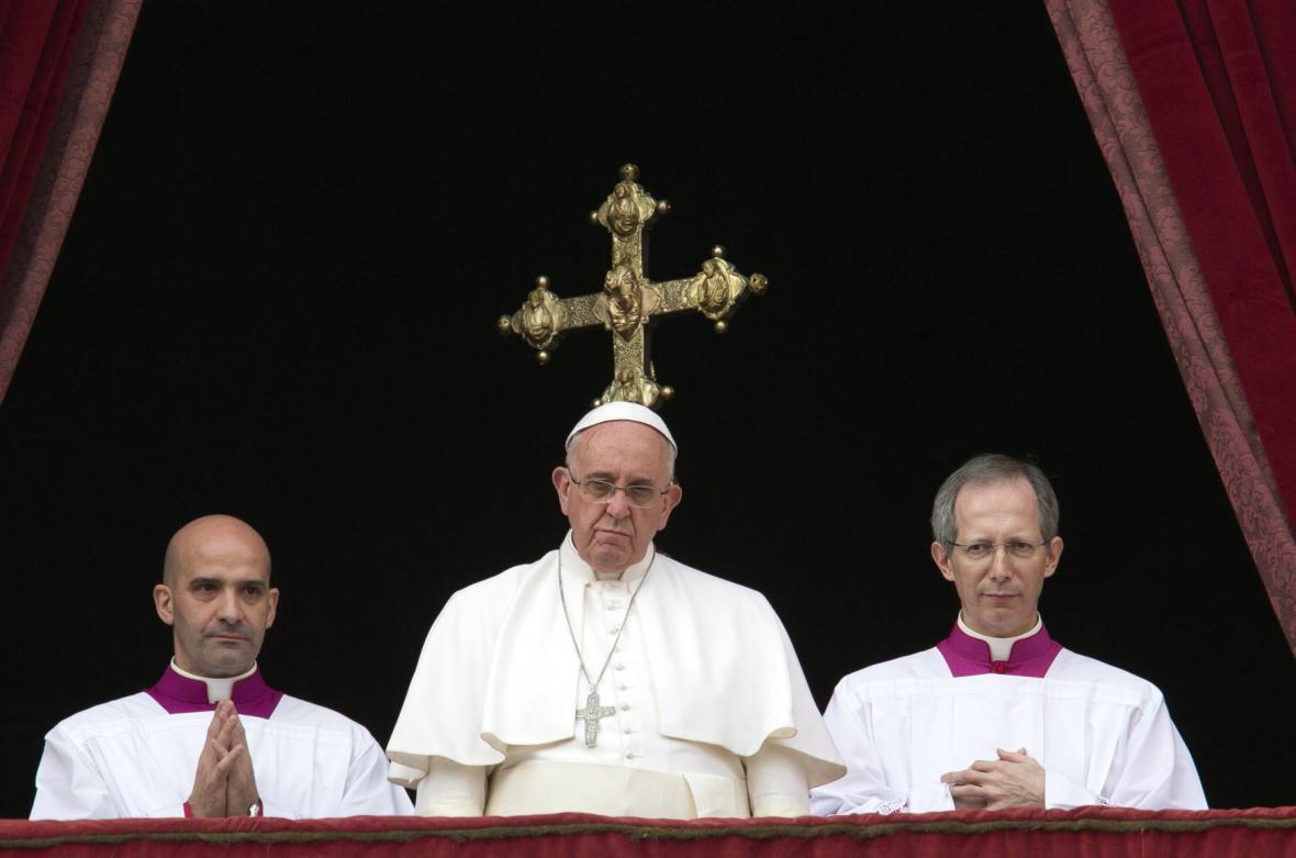 Papežovo Urbi et Orbi