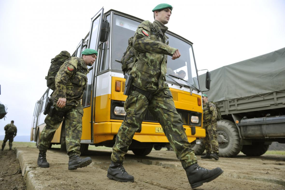 Armáda ve Vrběticích