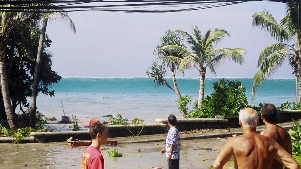 Následky tsunami v Asii