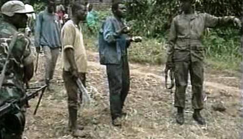 Boje v Kongu