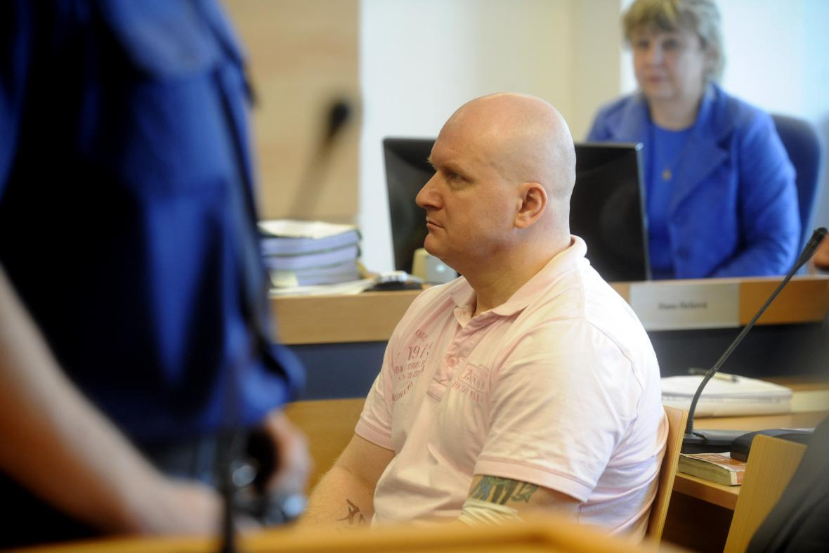 Obžalovaný Rudolf Fian